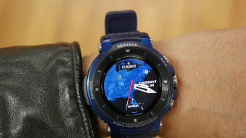 Casio WSD-F30 PRO Trek Smart hands-on: New improvements for the outdoor enthusiast