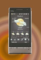 HTC Sense UI has been added to the latest HTC Touch Diamond2 ROM update