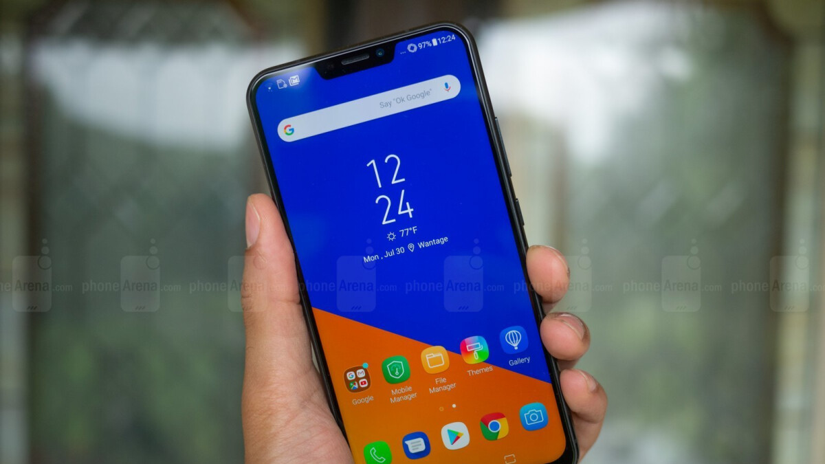 The Asus ZenFone 5Z will be the company's first phone updated to Android Pie... in January 2019