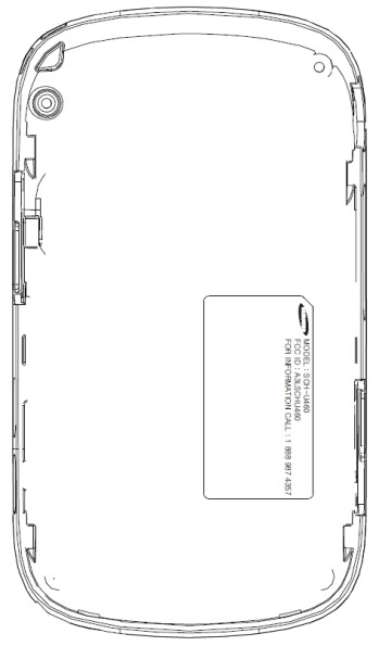 Samsung U460 passes the FCC and is headed to Verizon