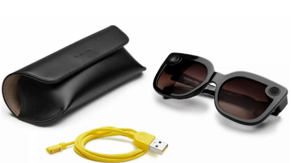 Snap's new Spectacles to include two cameras, AR features and a $350 price tag?