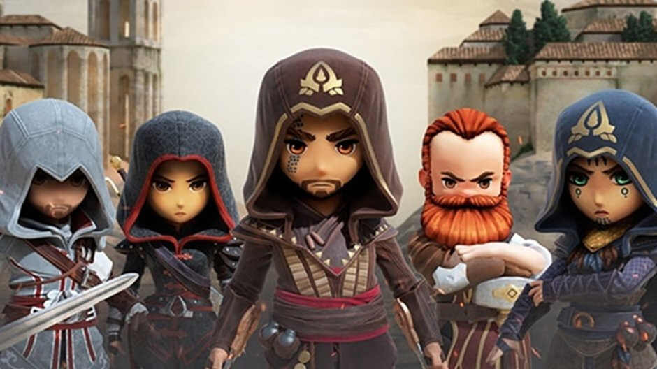 Ubisoft launches Assassin's Creed Rebellion for Android and iOS earlier than expected