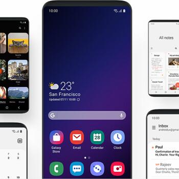 Samsung One UI verfügt über einen systemweiten Nachtmodus. So aktivieren Sie ihn