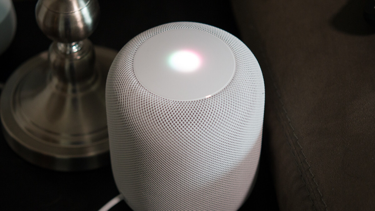 Latest Apple acquisition suggests Siri and HomePod are still major development priorities