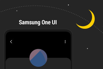 Samsung One UI has a system-wide Night mode, here's how to enable it