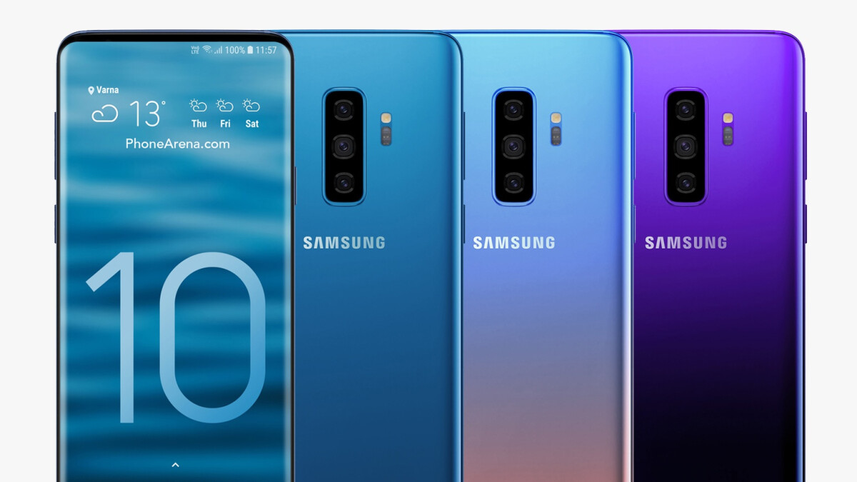 Samsung's best Galaxy S10 variant is now also tipped to come with a rare ceramic back