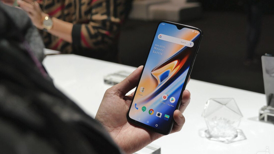 OnePlus 6T update improves battery life and camera, fixes Verizon network issue