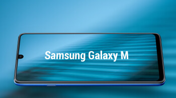 Samsung Galaxy M2 could be the first notched phone from the company