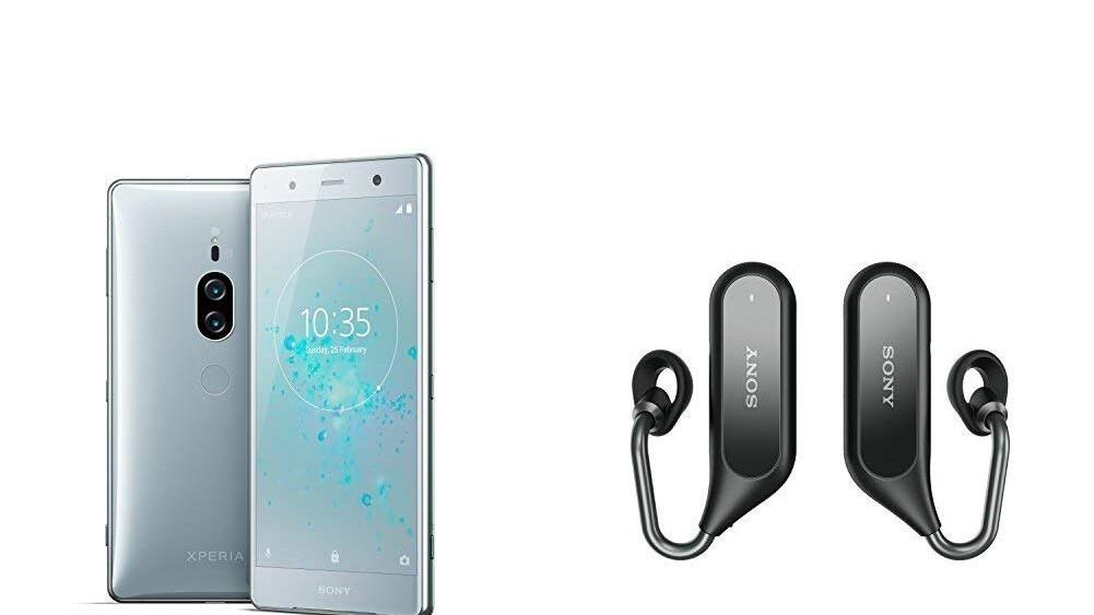 Amazon has some interesting Sony Xperia XZ2, XZ2 Premium, and XA2 bundle deals live now