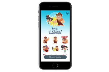 "WhatsApp and Disney team up to launch ""Ralph Breaks the Internet"" sticker pack"
