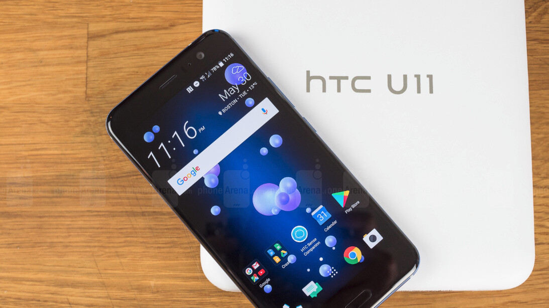 Deal: Unlocked HTC U11 on sale for just $550 ($100 off)
