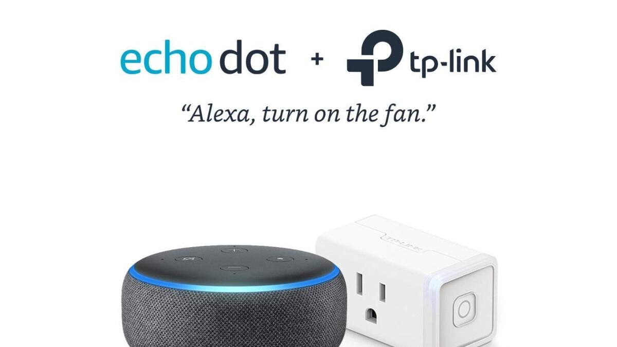 Make your home smarter with Amazon's latest Echo Dot and Smart Plug bundle, now 62% off!