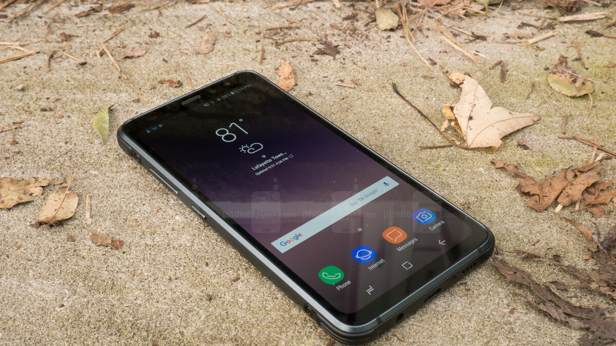 Samsung's 'Active' line of rugged flagships will be missed (results)