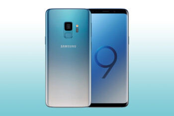 Polaris Blue Samsung Galaxy S9 and S9+ will launch in Europe next month