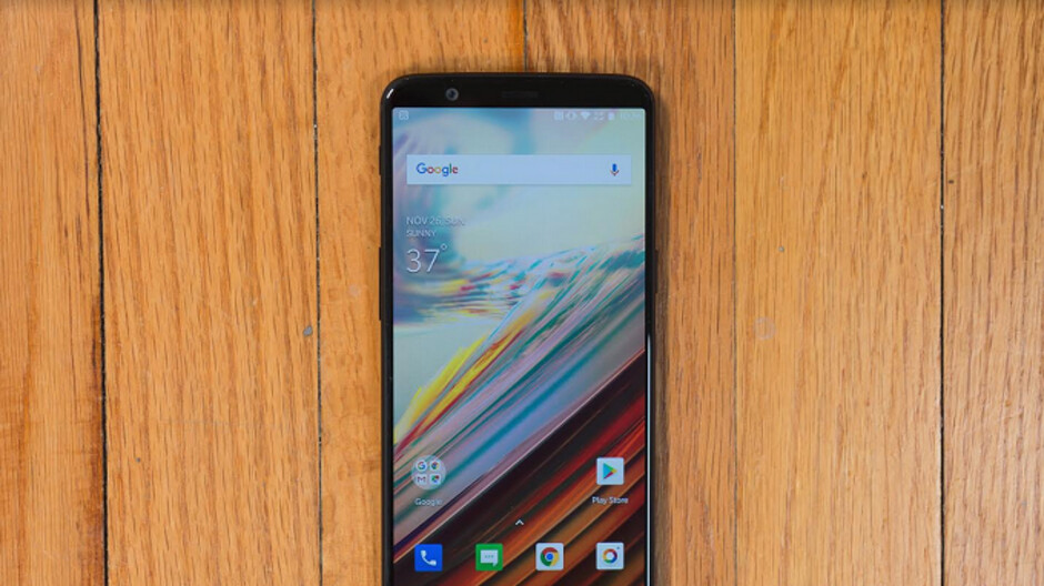 Closed beta of HydrogenOS leaks, containing Android 9 for the OnePlus 5T