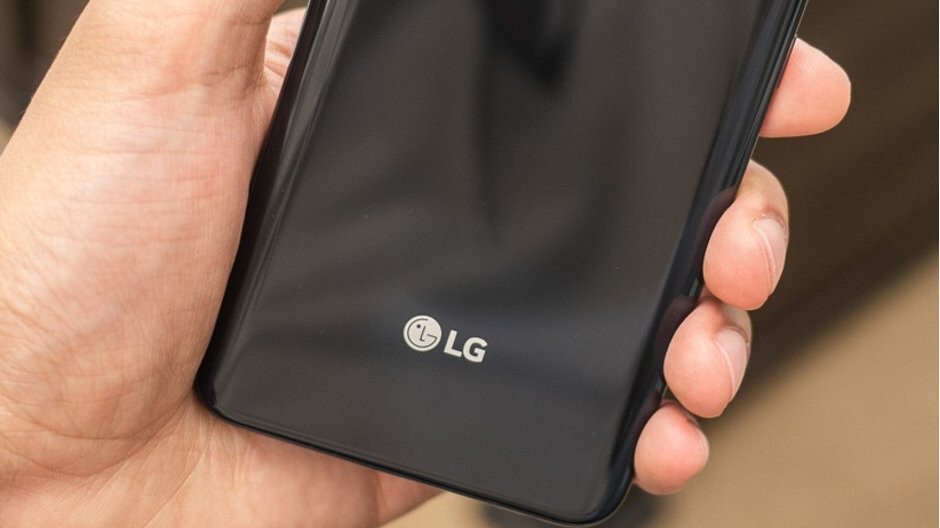 LG patent hints at foldable smartphone with borderless design