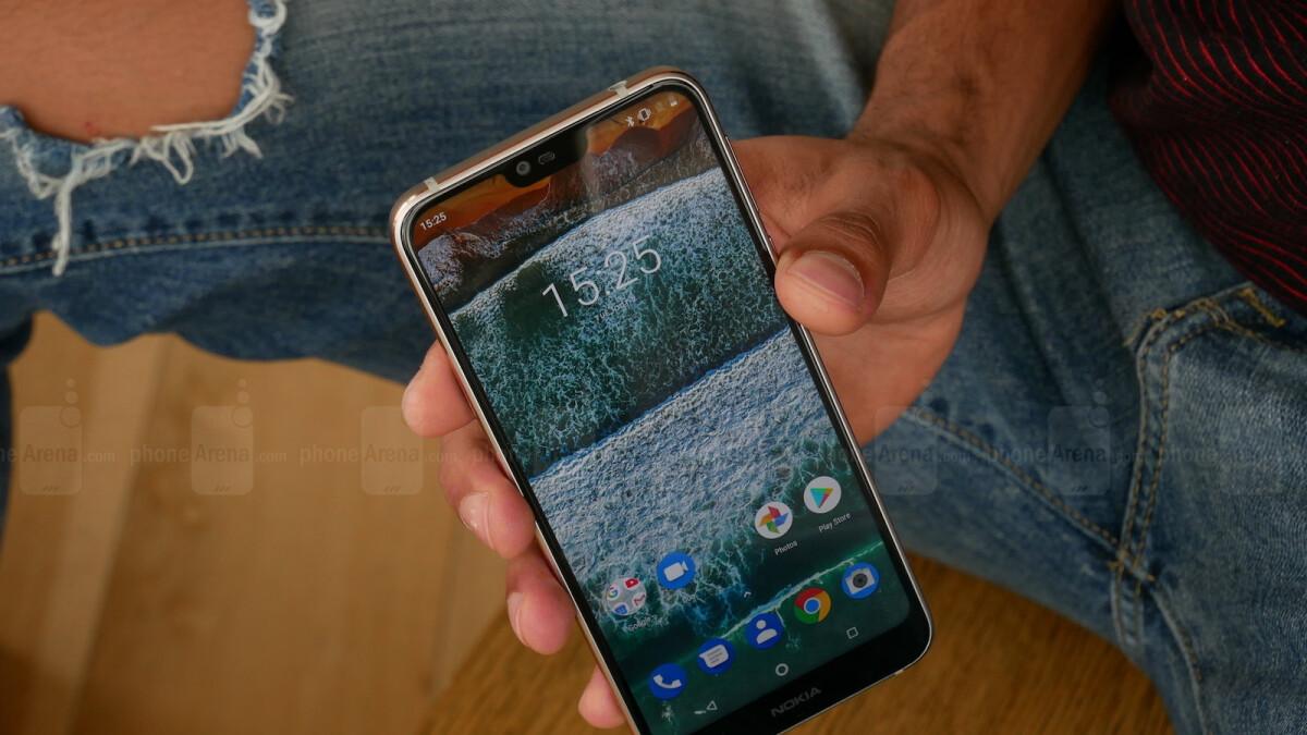 Nokia 7.1 follows 6.1, 6.1 Plus, and Nokia 7 Plus on Android 9.0 Pie