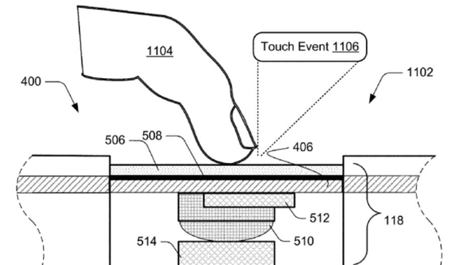 Microsoft patent filing hints at thinner Type Cover accessory for the Surface Pro