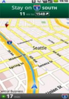 Google says to not use Google Maps while driving - use Google Maps Navigation instead