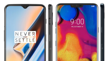 Comments for : OnePlus 6T or LG V40: which one do you like