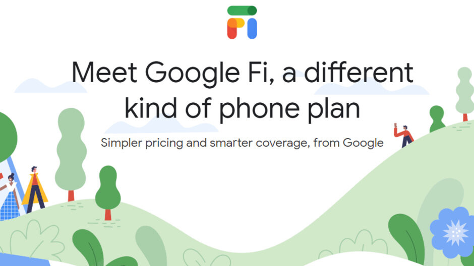 Google Fi phone service now works on iPhones, Galaxy and OnePlus phones