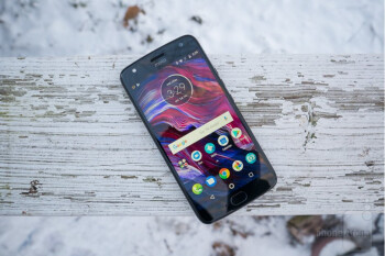 Motorola starts rolling out Android 9 Pie update to the Moto X4
