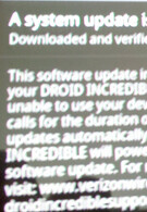 Droid Incredible gets mysterious OTA upgrade folllowing complaints with signal strength indicator