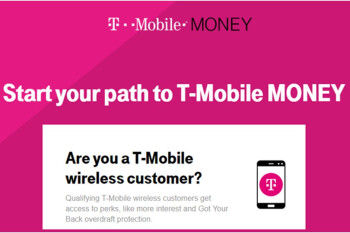 Google Pay now supports T-Mobile's unannounced digital banking service
