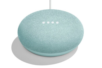 Google launches new color version of its smallest smart speaker