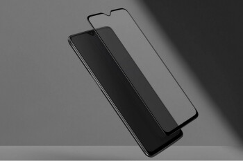 OnePlus 6T tempered glass screen protector now available with support for Screen Unlock