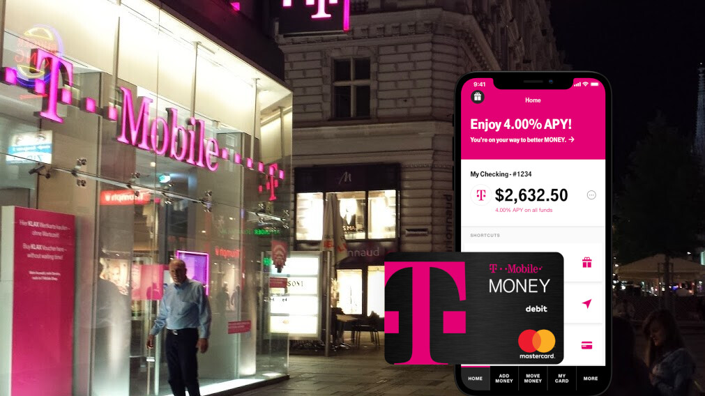 "T-Mobile enters the mobile banking scene, promises ""massive money"" for its customers"