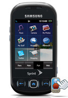 Samsung Seek will be Sprint's $30 touchscreen phone