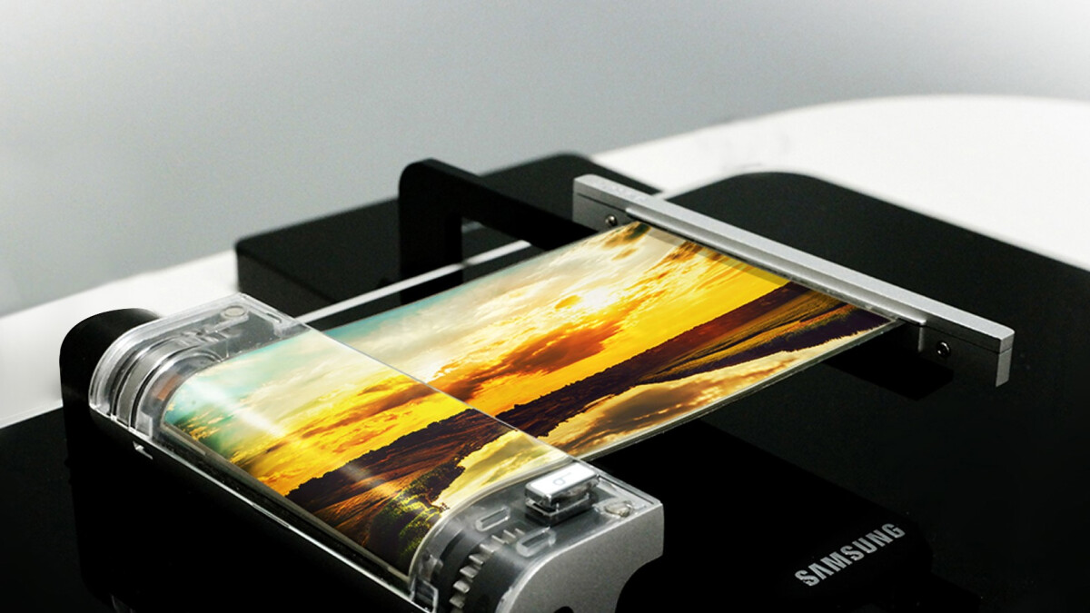 Samsung's flexible display tech leaked to China, South Korean authorities suspect