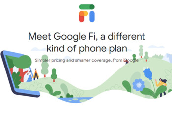 Bring your phone and number to Google Fi and get one free month of service