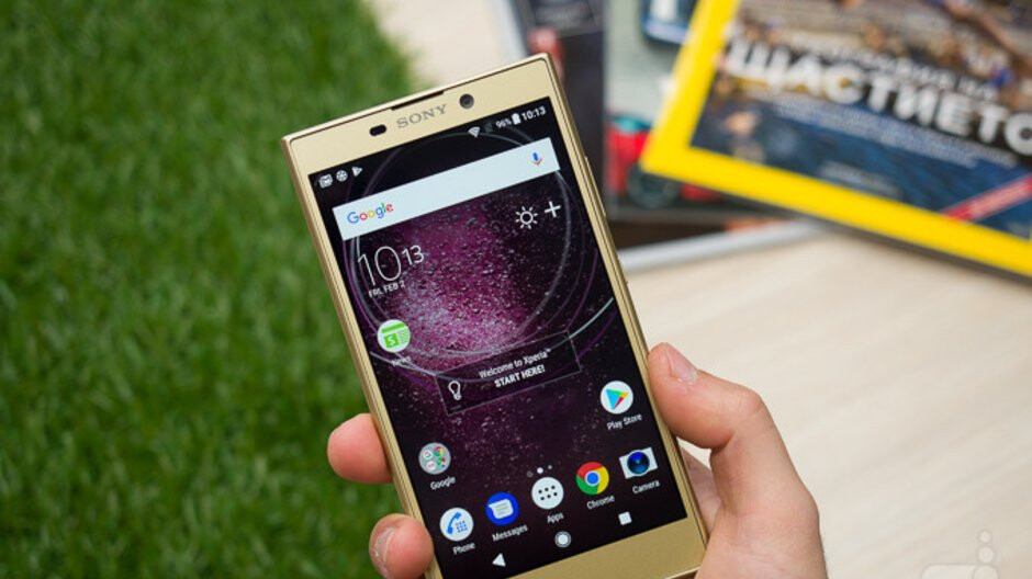 Deal: Unlocked Sony Xperia L2 gets a 30% discount on Amazon
