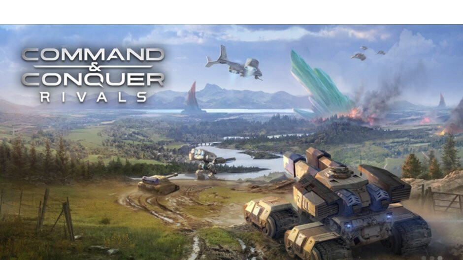 Command & Conquer Rivals review: is it a good strategy game for phones or a disgrace to the C&C series?