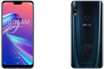 Asus ZenFone Max M2 and ZenFone Max Pro M2 leak in full, specs, images, and all