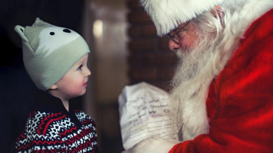 Santa will speak to your kids through Google Assistant