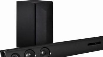 Deal: LG 300W soundbar & wireless subwoofer system is 50% off, get one for $99!