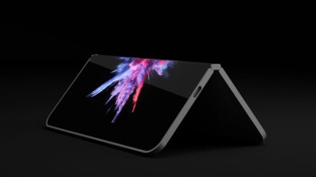 Foldable Microsoft Andromeda device could see daylight next year with not-so-pocketable design