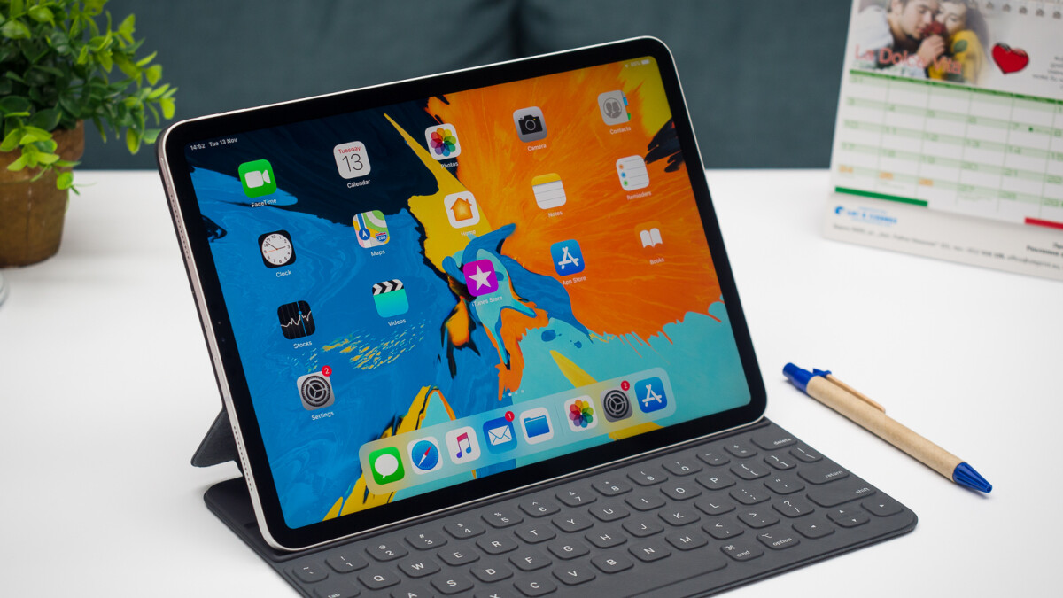 separation shoes dd03a c7ffd Best iPad Pro (2018) cases and keyboard covers - PhoneArena