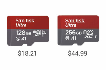 Deal alert: SanDisk Ultra 128GB microSD cards are just $18 at Amazon!