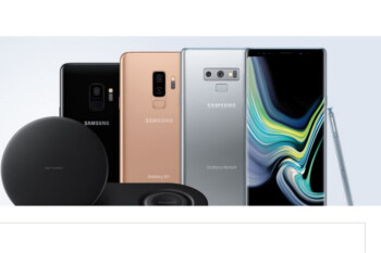 Save big on the Galaxy Note 9, S9, and S9+ at Best Buy and get a free Wireless Charger Duo too