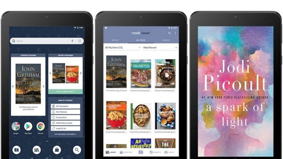 Barnes & Noble goes after Amazon's cheapest Fire slate with