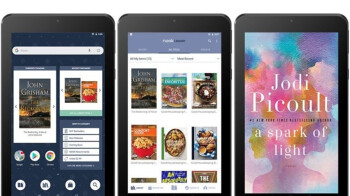 Barnes & Noble goes after Amazon's cheapest Fire slate with a refreshed $50 Nook Tablet 7