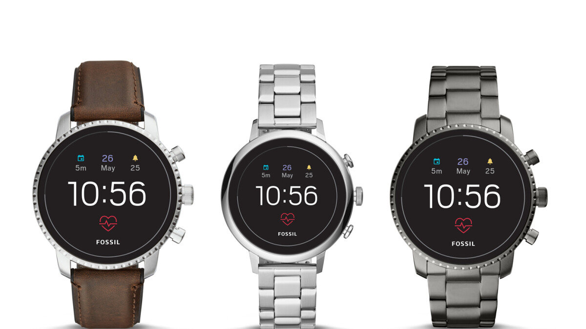Many Fossil Gen 4 smartwatches are on sale for $199 for a limited time