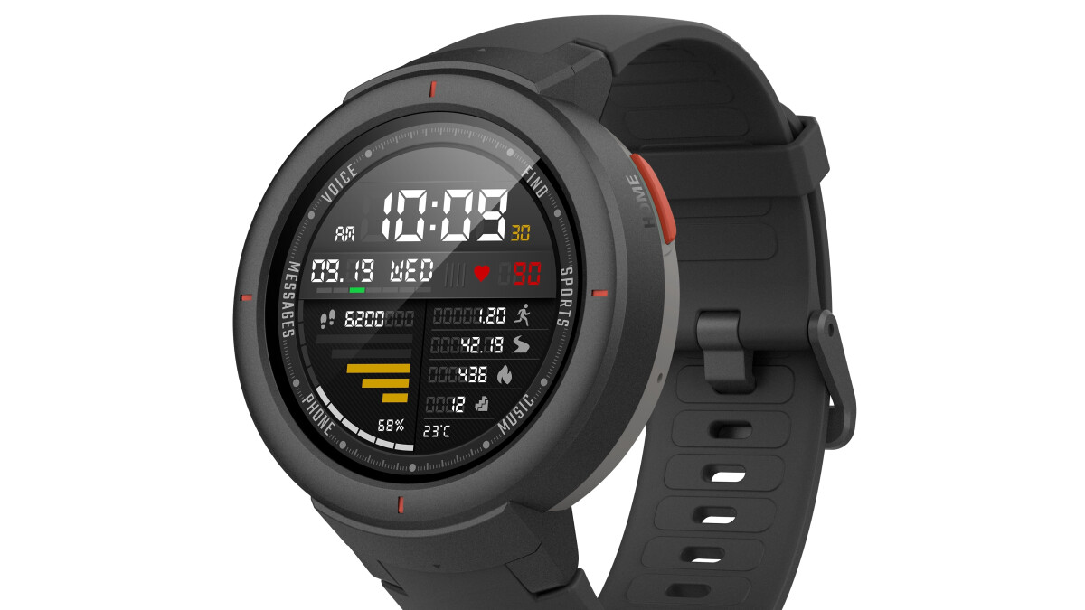 Amazfit Verge smartwatch launches in the US at $160 with GPS, voice assistance, and more great features