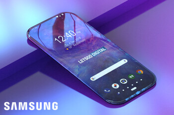 Samsung's newest smartphone patent offers a glimpse into the not so distant future