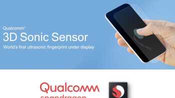 Qualcomm brings the real deal when it comes to in-display fingerprint readers