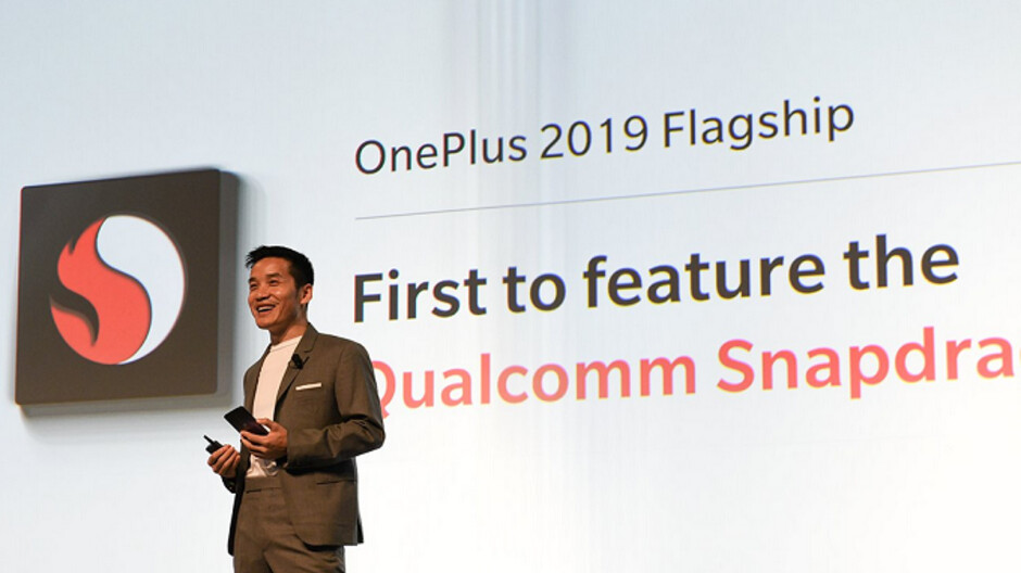 OnePlus will be first with a Snapdragon 855 phone, first in Europe with a 5G phone